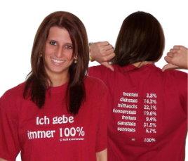 FUN SHIRTS 100% Baumwolle